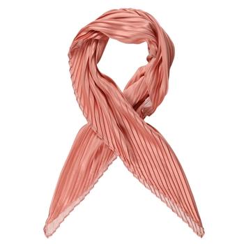 Meggie Plissee-Schal für Damen Rosa