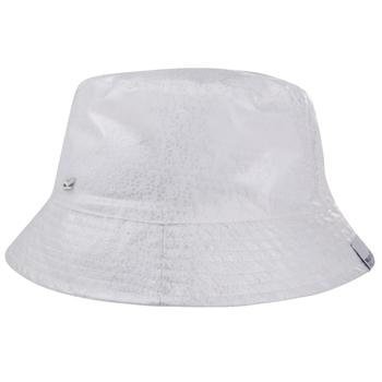 Jaliyah regensicherer Bucket-Hut für Damen Weiß