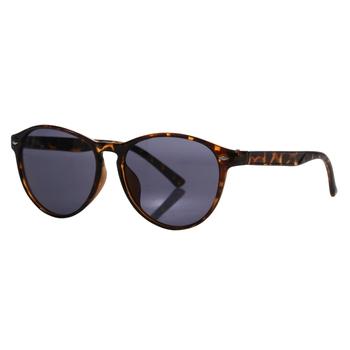 Salvadora adrette, runde Sonnenbrille für Damen Grün