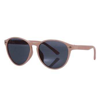Salvadora adrette, runde Sonnenbrille für Damen Rosa