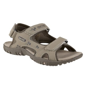 Regatta Women's Haris Sandals - Parchment Treetop