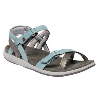 Santa Cruz Riemchen-Sandale für Damen Blau