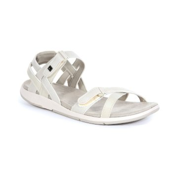Women's Santa Cruz Strap Sandals Natural White Sand