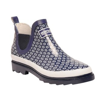 Regatta Women's Harper Low Wellingtons Navy White