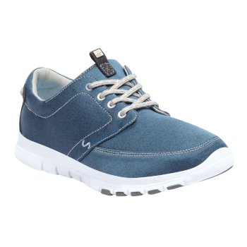 Women's Marine Shoe Stella Blue