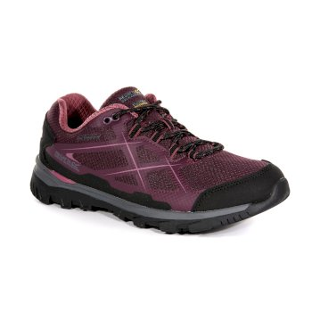 Regatta Lady Kota Low Women's Fig/Rose Blush
