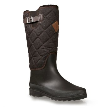Regatta Women's Fleetwood Casual Wellington Boots - Peat