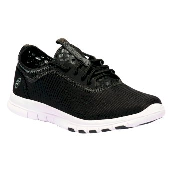 Regatta Women's Marine Sport Lightweight Shoes - Black Granite
