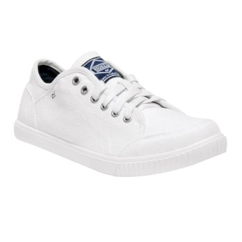 Regatta Women's Turnpike Lite Lightweight Canvas White Navy