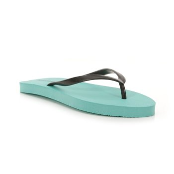 Regatta Women's Bali Flip Flops - Ceramic Blue Black