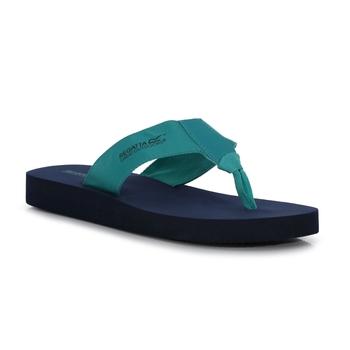 Catarina Damen-Flip-Fops Blau