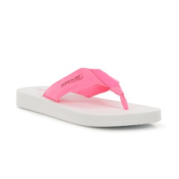 Catarina Damen-Flip-Fops Weiß