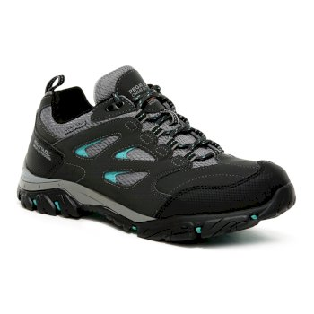 Regatta Women's Holcombe IEP Low Waterproof Walking Shoes - Ash Ceramic