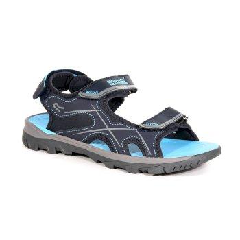 Kota Drift Sandalen für Damen Blau