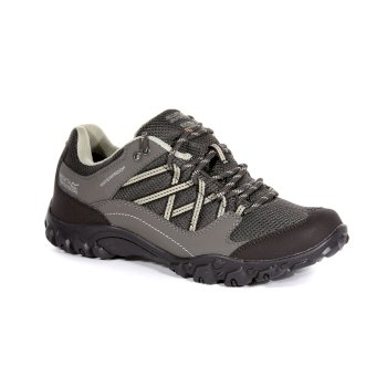 Regatta Women's Edgepoint III Walking Shoes Treetop Peat