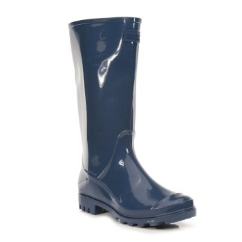 Regatta Women's Wenlock Wellingtons - Dark Denim