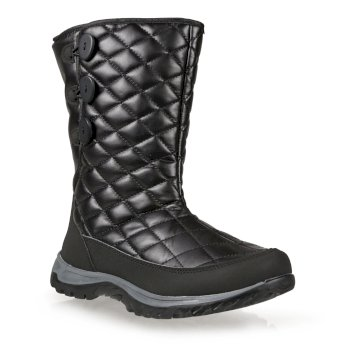 Kimberley Walsh Marisol Casual Boots - Black