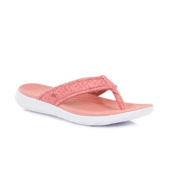 Belle leichte Sandalen mit Zehenriemen für Damen Rosa
