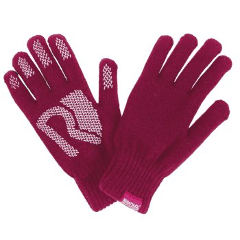 Women's Rushley Grip Gloves - Beetroot