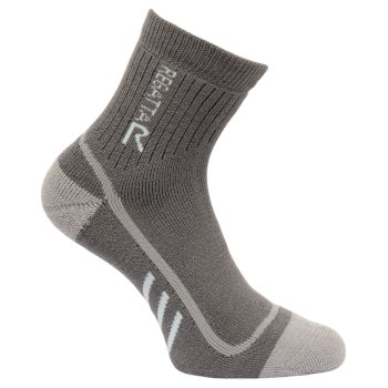 Regatta Women's 3 Season Heavyweight Trek & Trail Socks - Granite Yucca