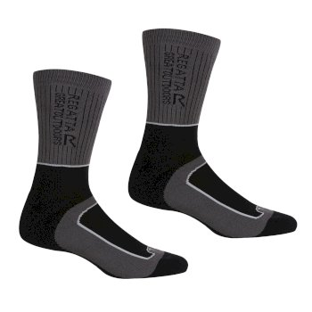 Regatta Women's Samaris 2 Season Socks - Briar Light Steel