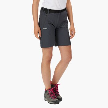 Xert Stretch II Damen-Shorts Grau