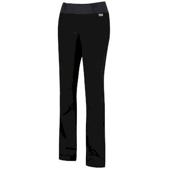 Zarine Isoflex Stretch-Wanderhose für Damen Black