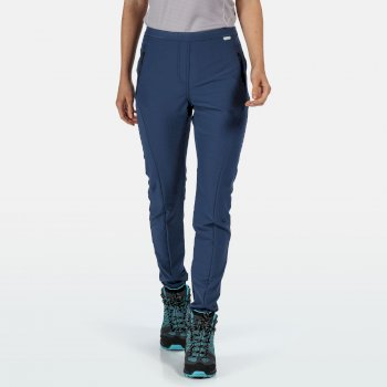 Pentre Stretch-Walkinghose für Damen Blau