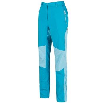 Regatta Women's Sungari Trousers - Aqua Horizon