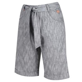 Samarah Damen-Shorts aus Coolweave-Baumwolle navy