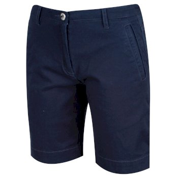 Regatta Women's Solita Casual Shorts - Navy