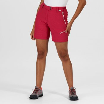 MOUNTAIN SHORTS FÜR DAMEN Rosa