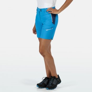 MOUNTAIN SHORTS FÜR DAMEN Blau