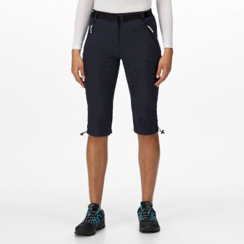 XERT STRETCH CAPRI LIGHT FÜR DAMEN Blau