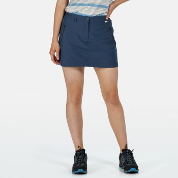 Highton Hosenrock für Damen Blau