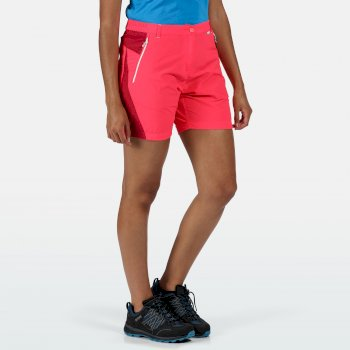 Sungari II Walkingshorts für Damen Rosa