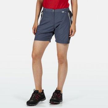 Sungari II Walkingshorts für Damen Grau