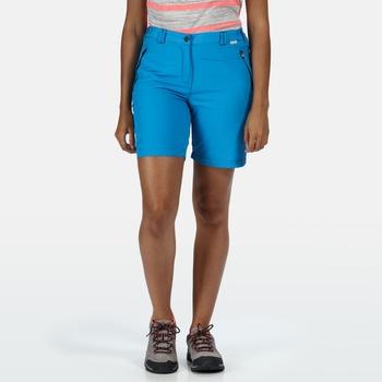 Chaska II Walkingshorts für Damen Blau
