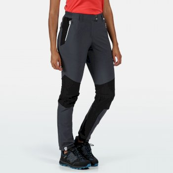 Mountain II Hose für Damen Grau
