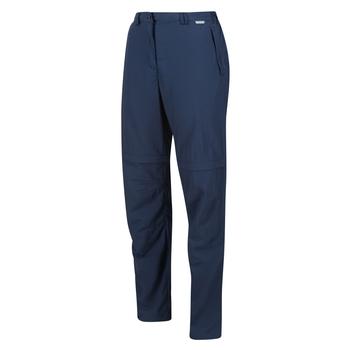 Chaska II Zip-Off-Hose für Damen Blau