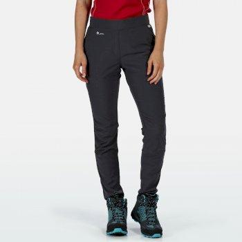 Zarine II Walkinghose für Damen Grau