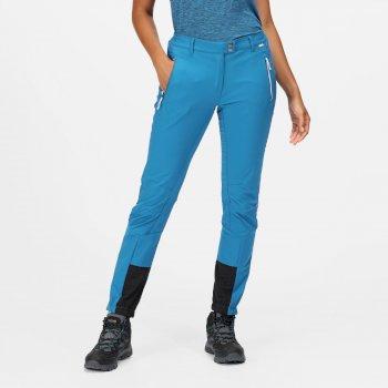 Mountain Winter Walkinghose für Damen Blau