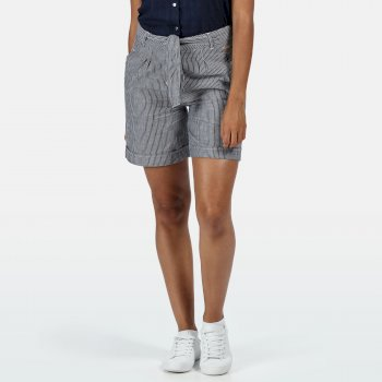 Samora Shorts für Damen Blau