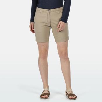 Solita II Shorts für Damen Braun