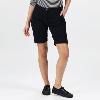 Solita II Shorts für Damen Blau