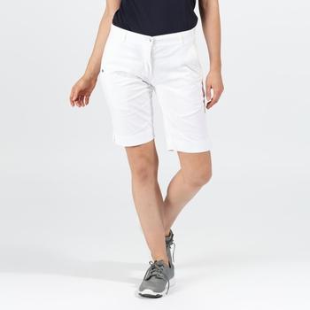Solita II Shorts für Damen Weiß