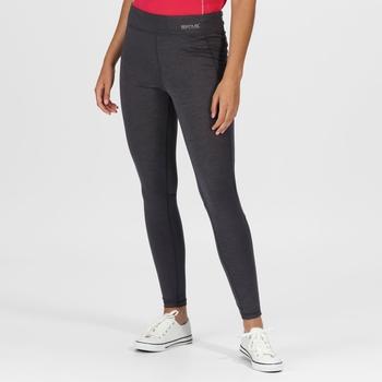 Holeen Active-Leggings für Damen Grau