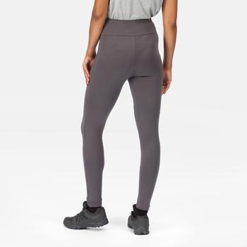 Taneta Leggings für Damen Grau