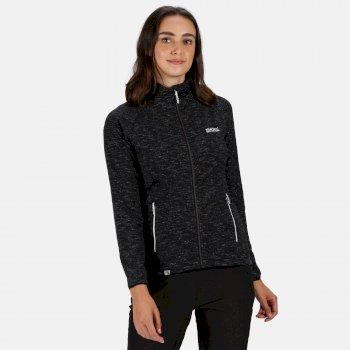 Regatta Women's Harty III Stretch Midlayer - Black