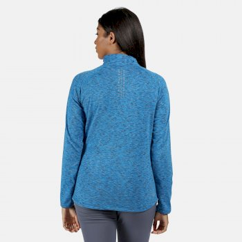 Harty III Stretch-Midlayer für Damen Blau